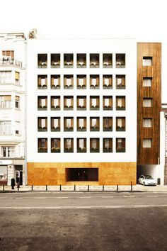 The Square Nine Hotel #spaces