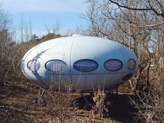 Architecture - Futuro UFO | Flickr - Photo Sharing!