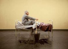 Painted Cinematic Photography by Teun Hocks #inspiration #photography #cinematography #art