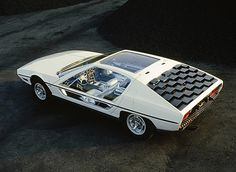 bertone 01 #industrial #retro #car #bertone
