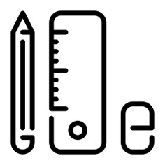 See more icon inspiration related to pen, ruler, pencil, education, school material, Tools and utensils and writing tool on Flaticon.