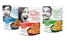 Campbell\'s Go on Packaging of the World   Creative Package Design Gallery