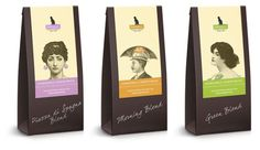 Babingtons Tea Packaging