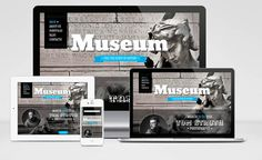 Museum : Free Responsive Drupal Theme