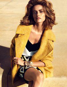 Edita Vilkevicute #fashion #model #photography #girl