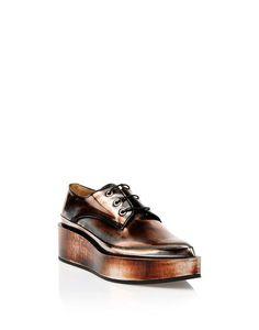 Jil Sander- creepers #fashion #uomo #jilsander #shoes
