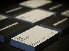 (1) Brandhaus Identity #business #branding #print #identity #brandhaus #cards #typography