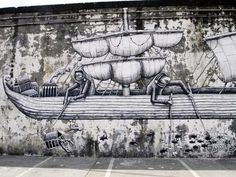 Sao Miguel the Azores street art #abstract #surrealism #art #street #surreal