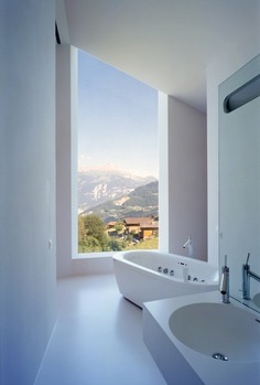 Bonnard Woeffray Architectes: Martinho Les Neyres Residence | Sgustok Design