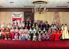 International Society of Twins, Muncie, Ind. #inspiration #photography #portrait