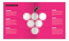 BANDO | infografías vino #print #layout #editorial