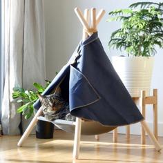 Tinker Adventure Cat Tipi Tent — minimalgoods