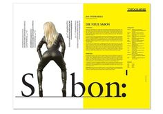 Tseggai Debrezion – Online Marketing » Experimental Poster Designs #sabon #typeface #girl