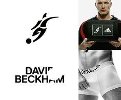 David Beckham logo