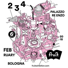 Fruit Exhibition | 2,3,4 February 2018 Palazzo Re Enzo Bologna