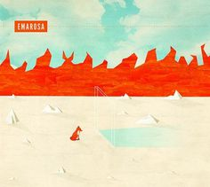 Emarosa » packaging · We Are Synapse #album #fox #packaging #emarosa #artwork #cd