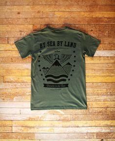 MILITARY #shirt #eagle #military