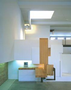 brooks + scarpa: reactor films #interior #design #decoration #deco