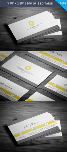 Free Video Production Business Card Template
