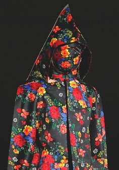 tvebach: Comme des Garçons | detail | fall 2012 #print #motifs #skin