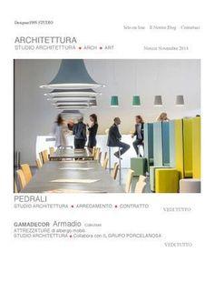 ISSUU - ARREDAMENTO + Newsletter novembre 2014 DESIGNER1995 + ARCH
