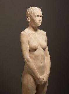 Mario Dilitz Sculptures 9 #wood #sculpture #art