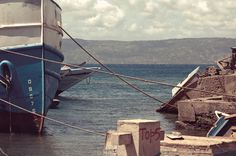 Photographic Inspiration on the Behance Network #haiti #water #ship #photography #boat #passport
