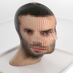 Gianluca Traina | PICDIT #design #portrait #sculpture #art