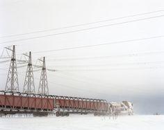 Yanina Shevchenko #photography #landscape #russia #cold