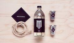 Malabraga   Manifiesto Futura #bottle #mexico #design #malabraga #mezcal #mexican #monterrey