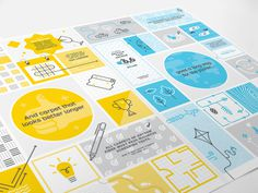 Sustainability piece via Patrick Iadanza #trifold #illustration #sustainability