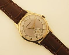 Vintage 14K Manual Wind Watch #analog #dial #mechanical #piece #time #watches