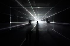 berlin 0604 #black #space #light #dark #room