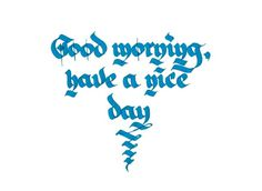 Calligraphica #calligraphy #type #illustration #typography