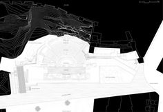 Visitor Centre of The Roman Theatre of Málaga by Tejedor Linares & Associates | Yatzer #drawings #architecture #plans