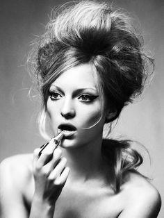 Alexandersson, Tush Magazine #woman #hair #photography #fashion #beauty