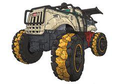 rocket_01 #jeep