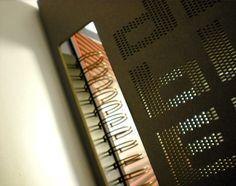 de Buigerij #cover #book #laser #typography