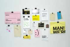 - graphicporn: Islands: a cultural journal — Abi... #brand #identity