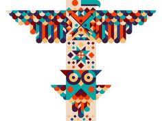 Totem_shot #totem #pixels