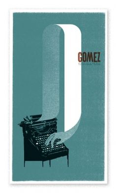 gomez.jpg (390×650) #screen #print