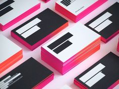 IS Creative Studio / business cards 2nd edition on the Behance Network #graphics #design #cards #business