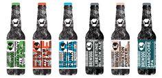 Brewdog #beer design #mockup