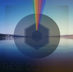 TheseOldColors Presents /// 2014 Vol. 1 Mix #design #shapes #color