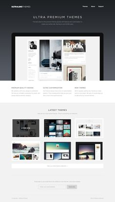 Index #layout #background #web #clean