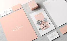 Bijoux by Menta Picante - #graphicdesign #design #jewelry #minimal #crown #pink #hotstamping #logodesigns #logotype #earrings #femenine #br