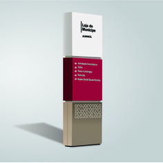 Wayfinding | Signage | Sign | Design 酒店标识牌