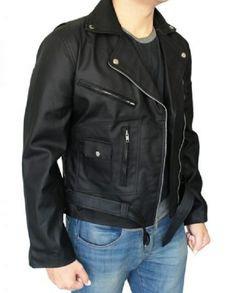 Schwarzenegger Biker Jacket