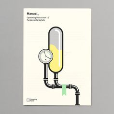 Manual on Behance #illustration