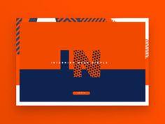 Orange Website design